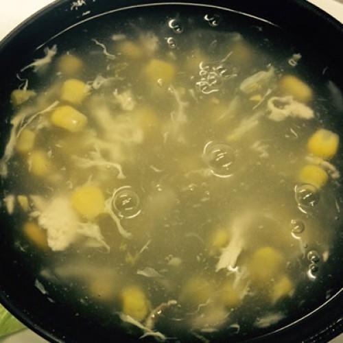 161 Zuppa di mais e pollo