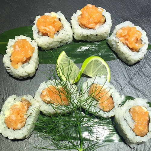 55 SPICY SALMON